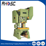J23-63t C Frame Inclinable Punch Press Power Press Machine