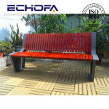 Very Cheap Price Lounge Chair Garden Flower Benches Cast Iron Feet Garden Bench Solid Wood Bench