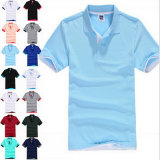 Fashion High Quality 100% Cotton Summer Men's Polo Shirt