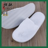 Print Logo Slippers for Hotel House Men Slipper Closed Toe
