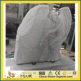 White/Black/Grey/Red/Blue/Green/Purple Granite/Marble/Memorial/Cemetery/Garden Tombstone with Angel (European/American/Chinese/Japanese/Russian Stytle)