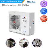 Hungary Evi Tech. -25c Winter Floor Heating100~350sq Meter Room 12kw/19kw/35kw Cop Split Heat Pump Price of Electric Water Heater