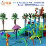 Colorful Water Playground/Kids Playground/Cheap Outdoor Playground Equipment