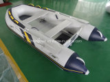 Inflatable Boat with Outboard Motor/Roll up Motorboat Boat