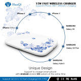 16 Coils Wireless Charger to Charge 2 Smartphone Simultaneously