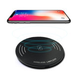 7.5W/10W Slim Fast Charging Qi Wireless Charger for iPhone Samsung