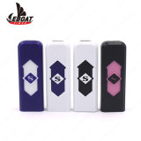 Custom Logo ABS 220mAh Heating Coil USB Electric Lighter