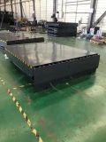 Stationary Hydraulic Cylinder Truck Ramp Loading Bridge and Unloading Device