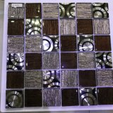 New Shining Effects Glass Mosaic for Wall Decoration