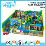 Big Area Indoor Amusement Park for Children Play Games