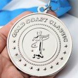 Cheap Trophy Customed 3D Round Special Shape Zinc Alloy Nickel Plating Handmade Award Souvenir Metal Sport Medal