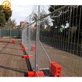 Temporary Galvanized Fencing Net Iron Square Fence Panels for Garden