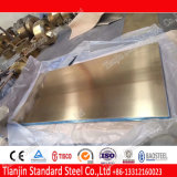 Hot Rolled M20 C2720 C27200 Brass Plate for Door Decoration