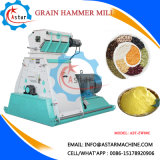 Manufacture Biomass Wood Chips Cereal Grains Poultry Animal Feed Hammer Mill for Sale