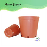 Side Hole Floor Type Large Plastic Flower Pot