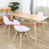 Modern Fashionable Durable Dining Room Furniture Bamboo Panel Dining Table, Dining Table Set Price