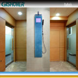 Temper Glass&Stainless Steel&Steam Shower Column (GT-AS001)