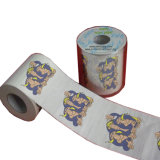 Customized Printed Toilet Paper Factory
