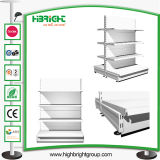 Supermarket Heavy Duty Double Sides Display Shelving