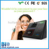 Bio Metric Facial Recognition Punch Card Attendance Machine with Optional GPRS (HF-FR401)