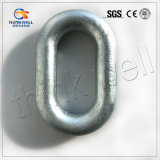 Forged Steel Extension Link Pole Line Hardware Chain Link