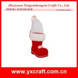 Christmas Decoration (ZY16Y225 12CM) Holiday Ornaments Toy Packaging