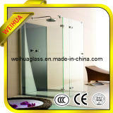 Tempered Glass Shower Panels with CE / ISO9001 / CCC