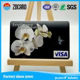 Christmas Custom Visa Printing Material Business Credit PVC Card