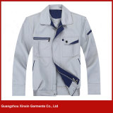 Customized Good Quality Men Women Working Apparel Supplier (W139)