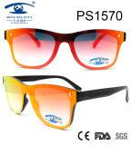 2017Italy Designer Popular Style Frame Plastic Sunglasses (PS1570)