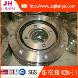 Electroplating Zinc Carbon Steel Pipe Fifting Flange