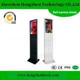 Floor Standing All in One PC 55 Inch Touch Kiosk