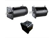 Synmot 300/350 Permanent Magnet AC Direct-Driven Servo Motors