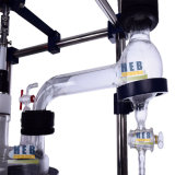Jacketed Glass Reactor (HEB-100)
