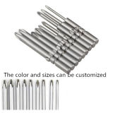 Customerized 20 Cm Length of Electric Screwdriver Bits From Factory