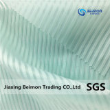 Colourful Twill Stripes Organza by Beimon, 115GSM