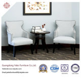 Contemporary Hotel Bedroom Furniture with Living Room Armchair (YB-H-10)