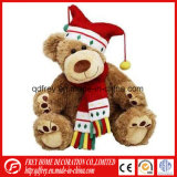 Ce Cheap Cost for Plush Toy of Christmas Gift