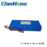 18650 48V 6ah Lithium Ion Battery for Scooter