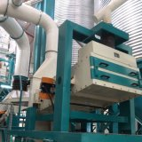 Complete Set European Standard Wheat Mill Grinding Line