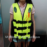 hot sale nylon life jacket safety cloth for water park