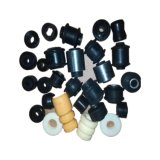 Customized Silicone Rubber Parts Rubber Products Hot Sale Rubber Bushing Screw Damper