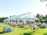High Quality Clear Outdoor Wedding Event Storage Warehouse Transparent Big Span Tent for Sale