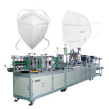 Ultrasonic Automatic Surgical Disposable 5 Layer Nonwoven KN95 N95 Face Mask Making Machine