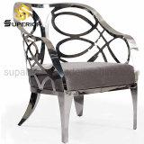 Cheap Antique Hotel Furniture Single Fabric Comfortable Sofa