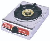 Cheap Stainless Steel Gas Stove/ Gas Cooker with 1 Burner (ZG-1001)
