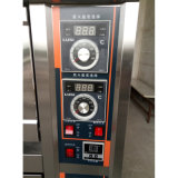 Wholesale Baking Machine Equipment Pizza Deck Oven for Bakery with 3decks 6trays