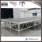 Facroty Price Wedding/ Outdoor/ Event Used Portable Stage for Sale