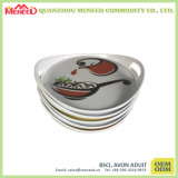 OEM Acceptable Custom Print Melamine Serving Tray on Sale