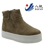 High Foxing White Outsole Casual Lady Boots Bf161072